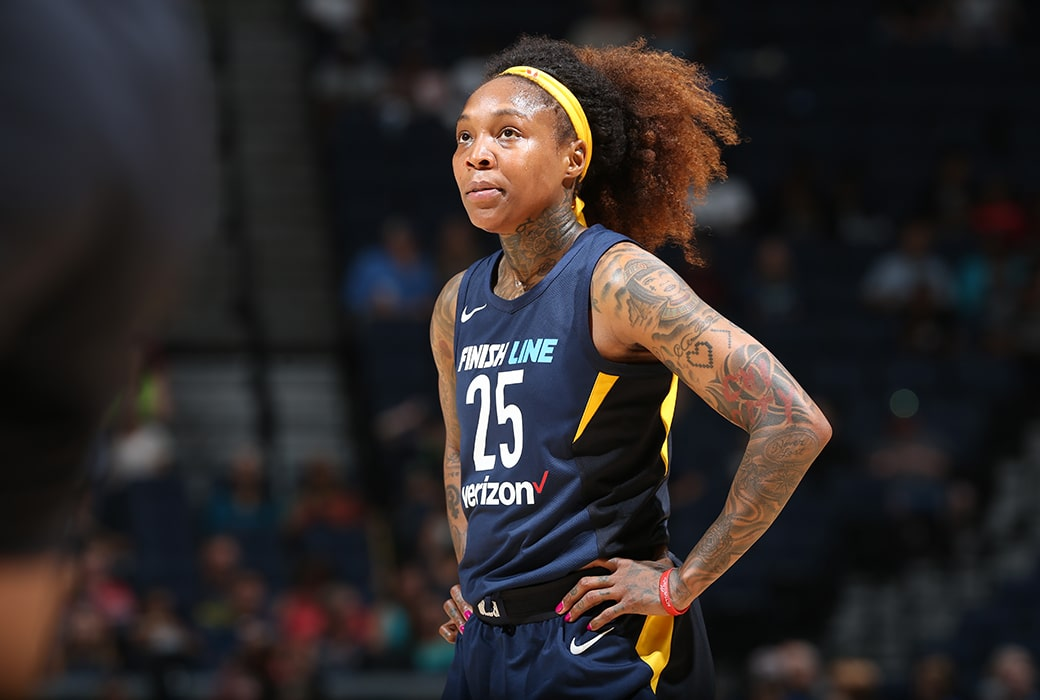 cappie pondexter retirement