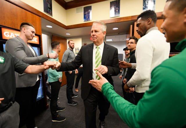 Danny Ainge of the Boston Celtics