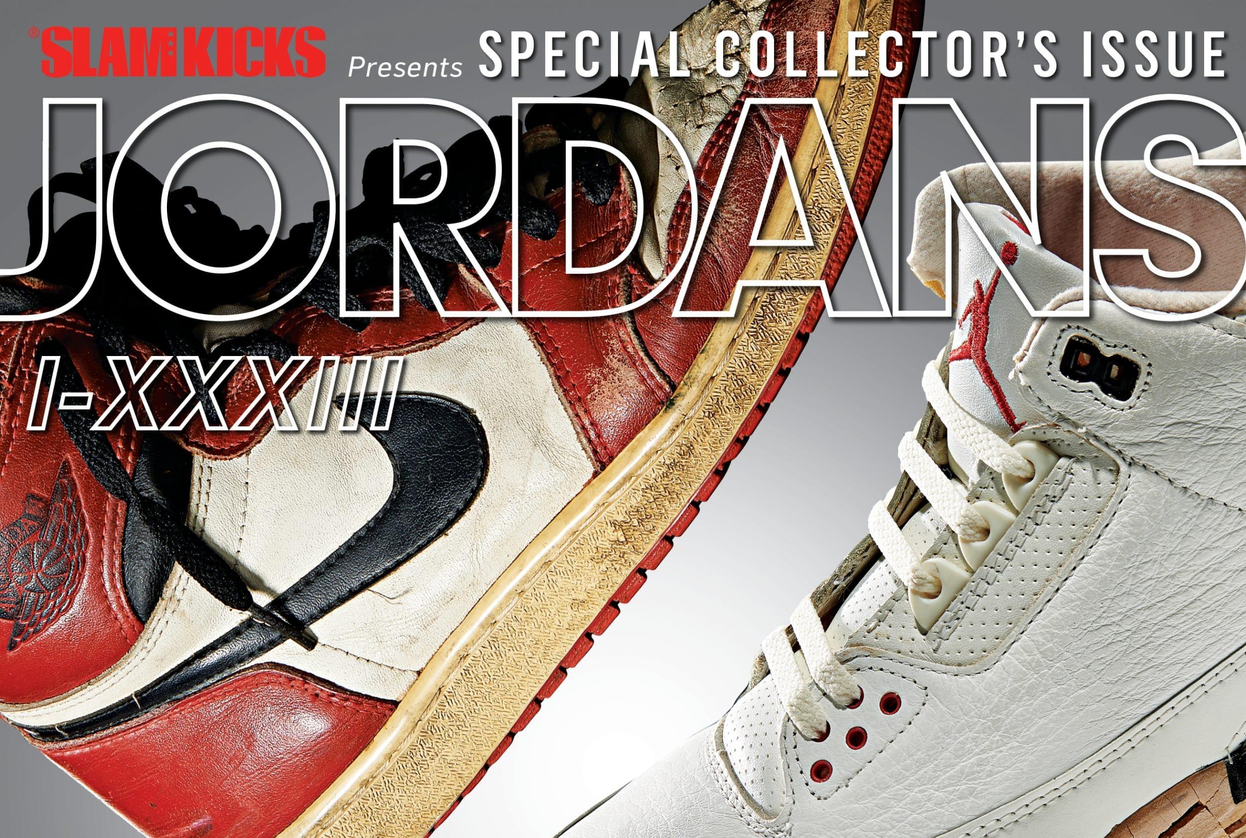 SLAM Presents JORDANS I-XXXIII: The Trilogy