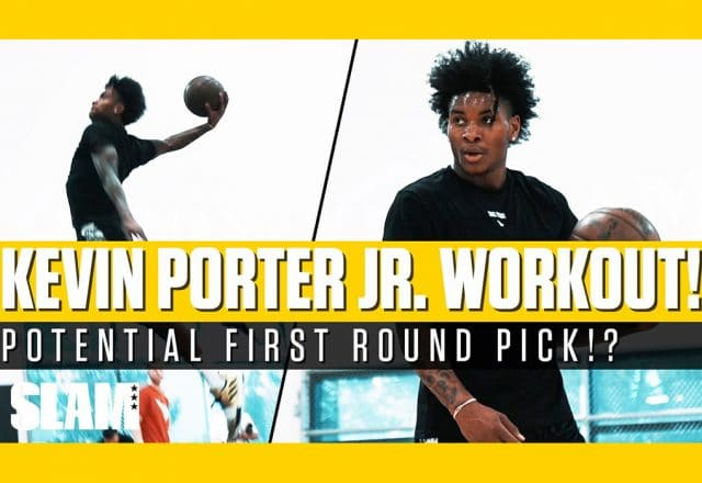 kevin porter jr nba draft