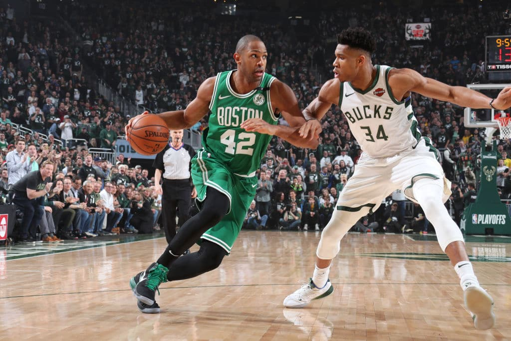 Al Horford of the Boston Celtics