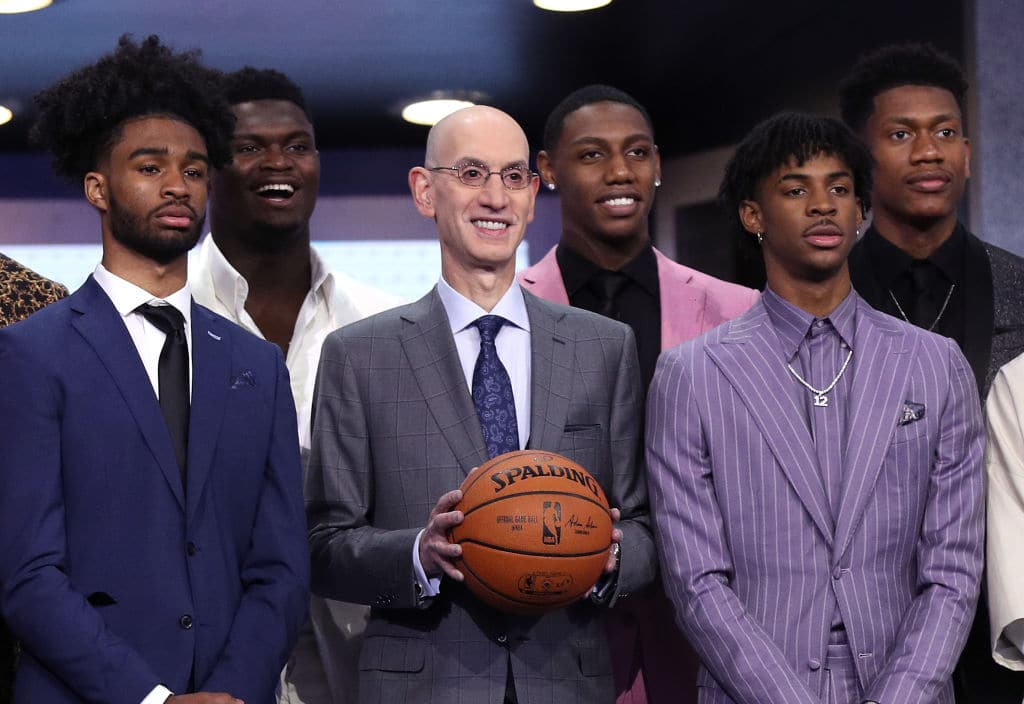 The 2019 Nba Draft Results