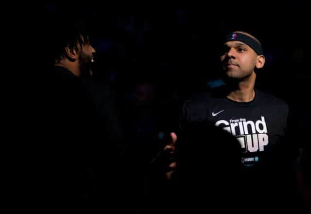 Jared Dudley of the Brooklyn Nets
