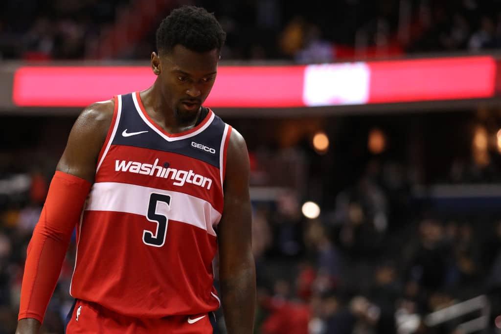 Bobby Portis of the Washington Wizards