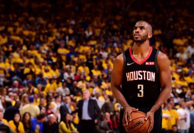 Chris Paul of the Houston Rockets