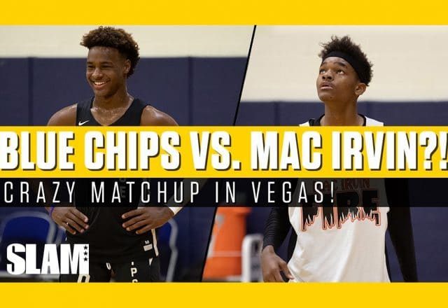 blue chips mac irvin