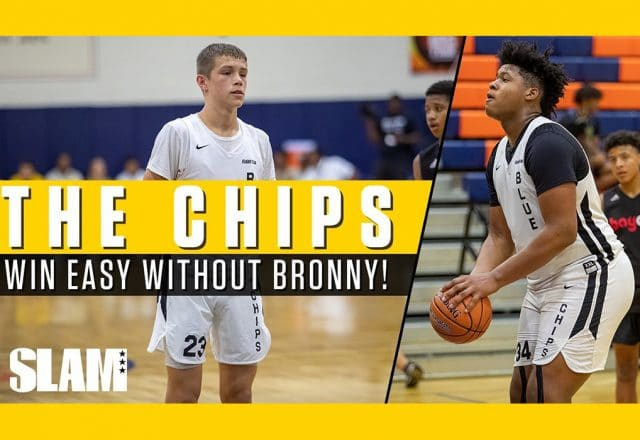 blue chips 56 points