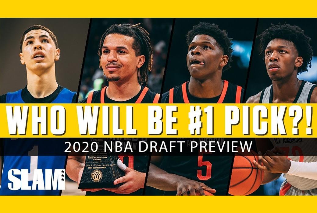 2020 nba draft picks by team