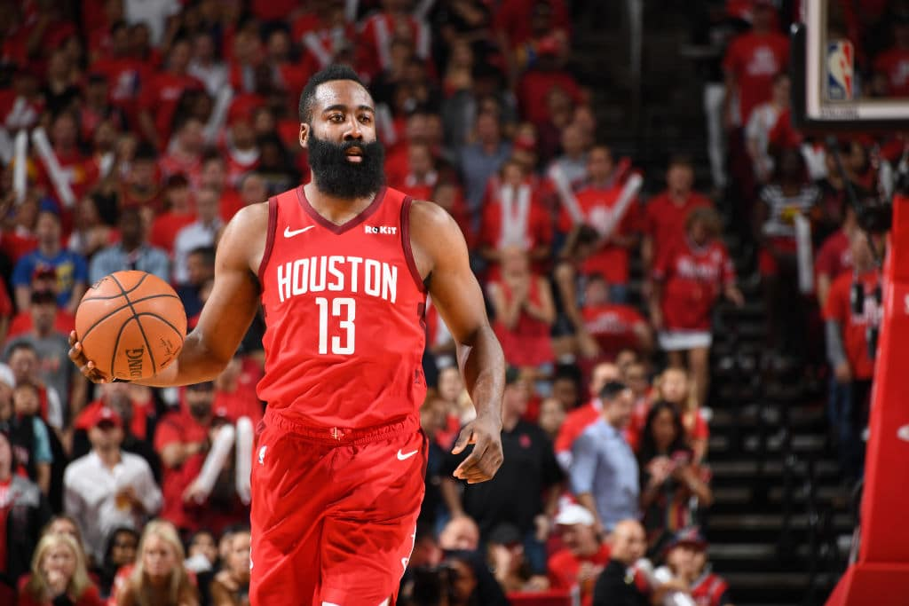 James Harden: 'I Want My Step-Back to Be One of Those ...