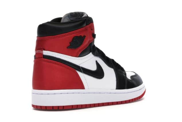 The Women's-Only 'Satin Black Toe' Air Jordan 1 is Live on ...