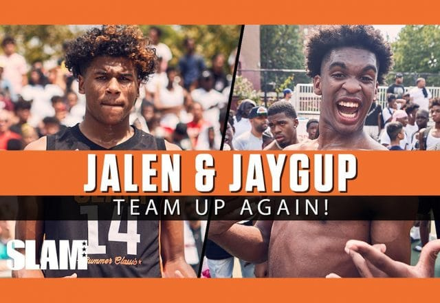 jalen green josh christopher slam summer classic