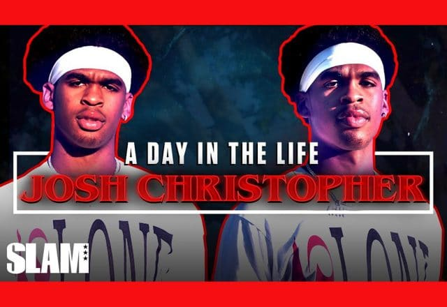 josh christopher day in the life