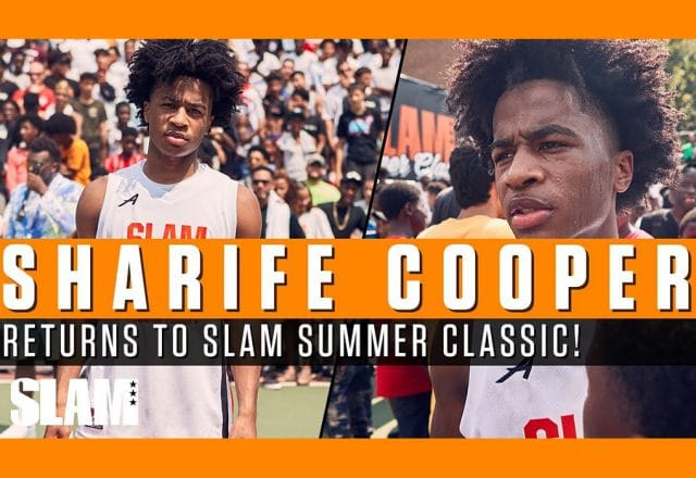 sharife cooper slam summer classic