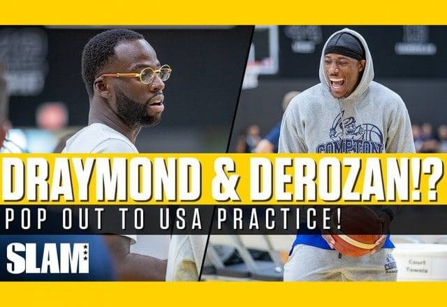 draymond derozan usa basketball