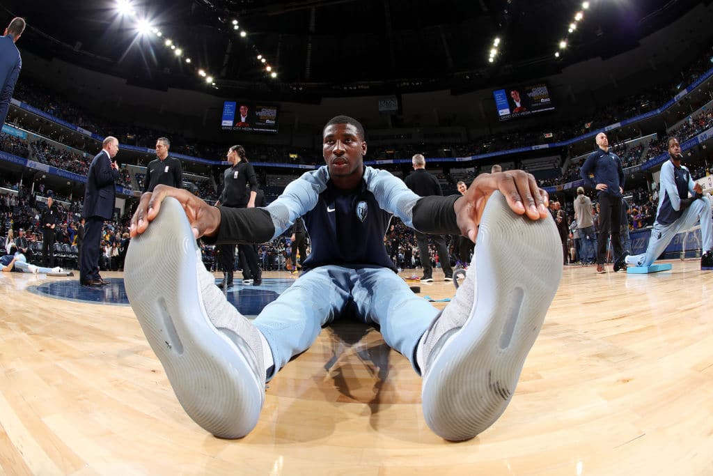 Jaren Jackson Jr. of the Memphis Grizzlies