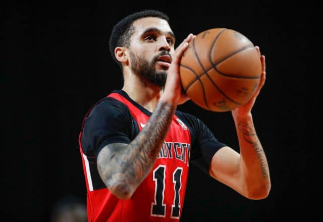 Mychal Mulder of the Windy City Bulls