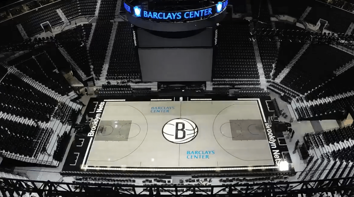 Brooklyn Nets' Gray Court