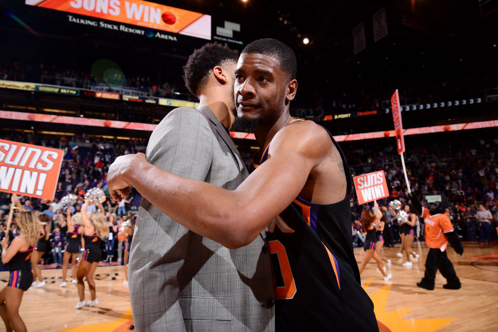 Josh Jackson of the Phoenix Suns