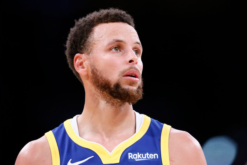 Stephen Curry Responds To Michael Jordan I Think I M Good For The Hall Of Fame