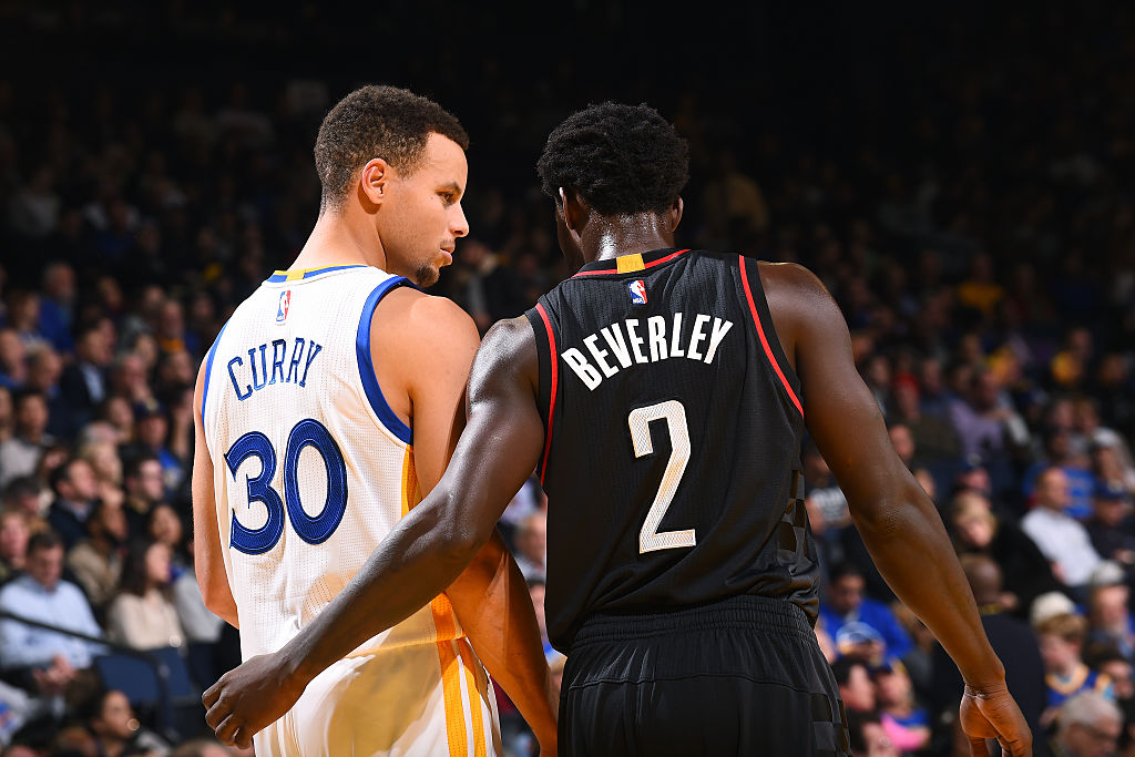 Report: Patrick Beverly Told Stephen Curry 'The Next Five ...