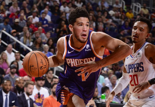 devin booker suns clippers post up