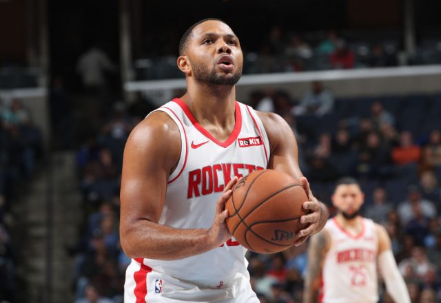 Eric Gordon of the Houston Rockets