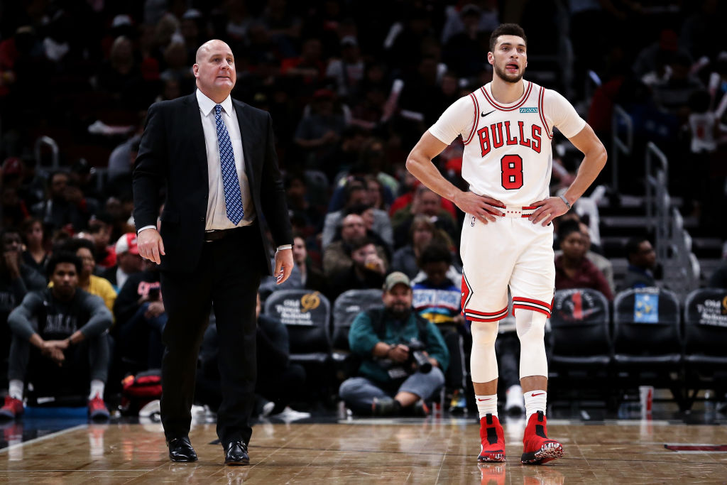 Zach LaVine: Lack of Trust With Bulls Coach Jim Boylen