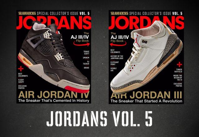 jordans vol 5