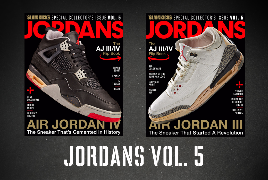 SLAM Presents JORDANS Vol. 5 Is On Sale Now | SLAM