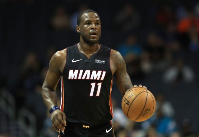 Dion Waiters of the Miami Heat