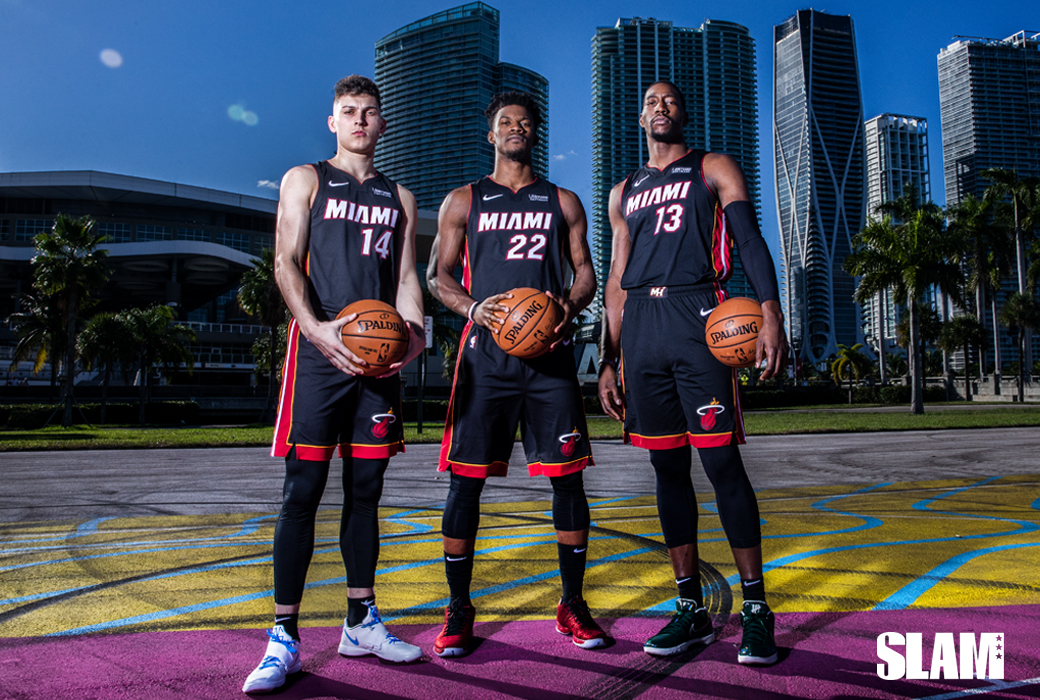 Everything Litty The Miami Heat Are On Fire