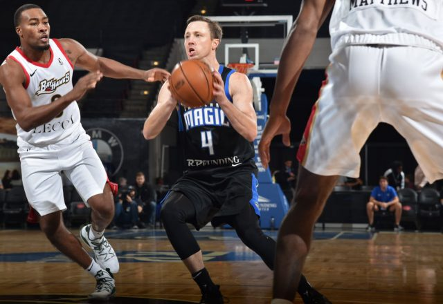 Josh Magette of the Lakeland Magic