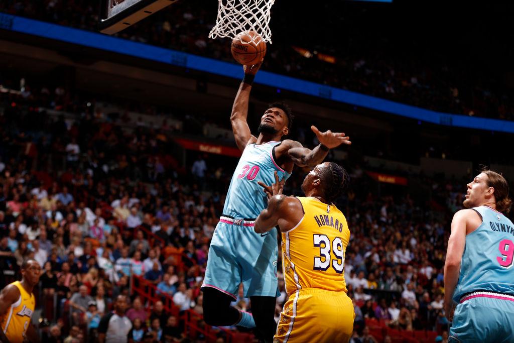 Chris Silva of the Miami Heat