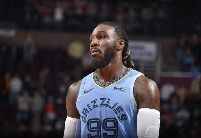 Jae Crowder of the Memphis Grizzlies