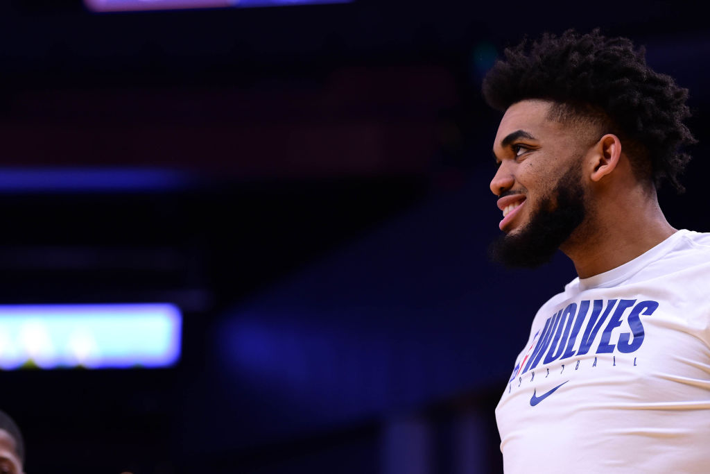 Gm Timberwolves On The Same Page With Karl Anthony Towns