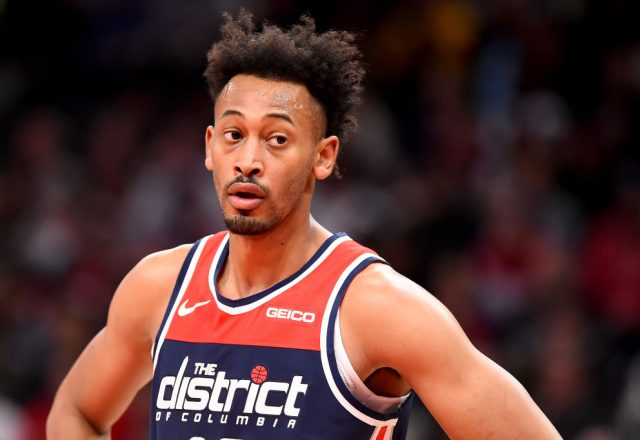 Johnathan Williams of the Washington Wizards