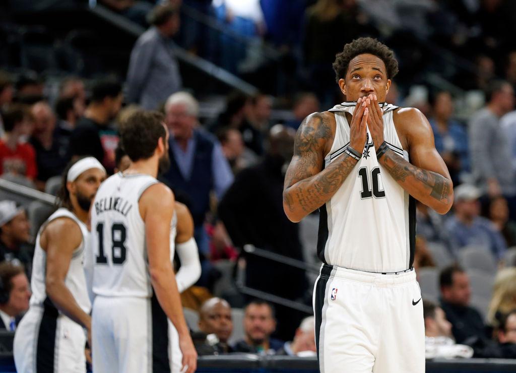 2020 Nba Trade Deadline Primer San Antonio Spurs Slam