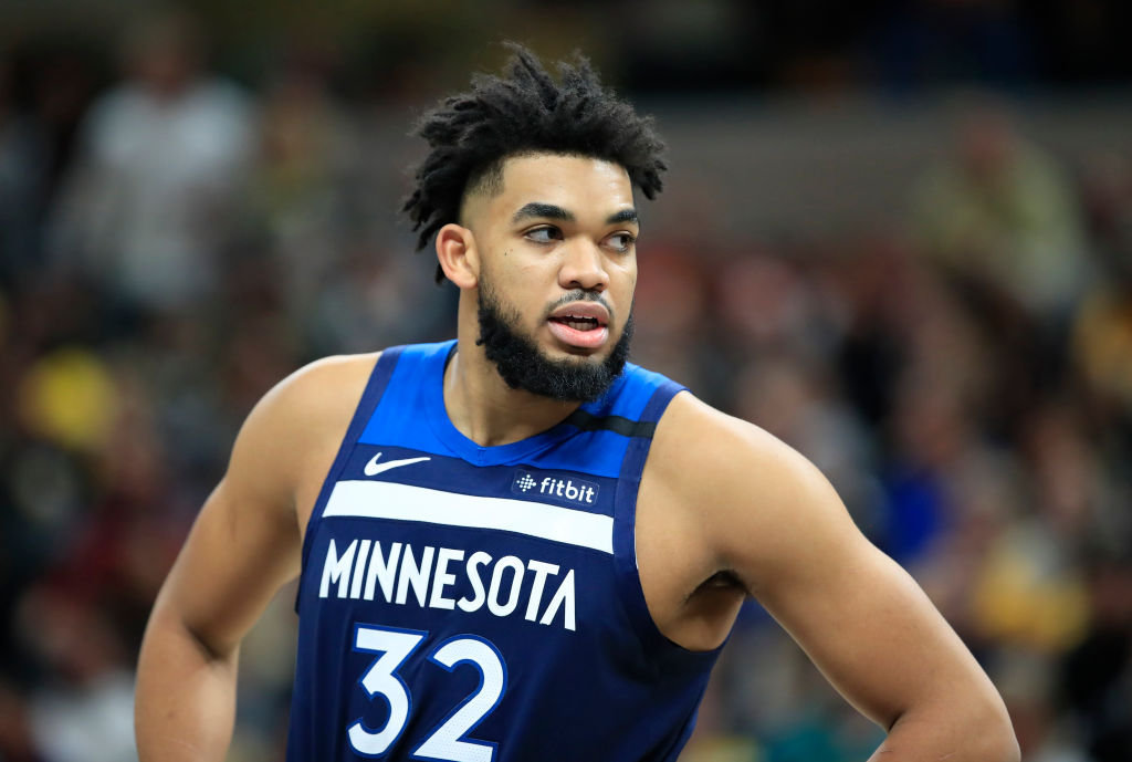 Image result for karl anthony towns 2020