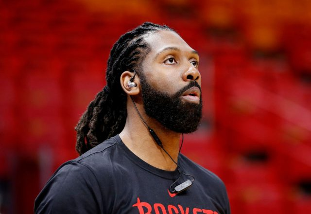 Nene of the Houston Rockets