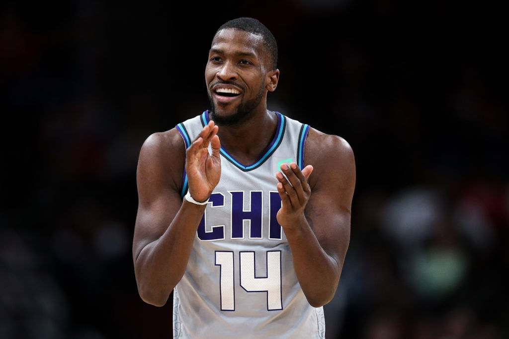 Michael Kidd-Gilchrist of the Charlotte Hornets