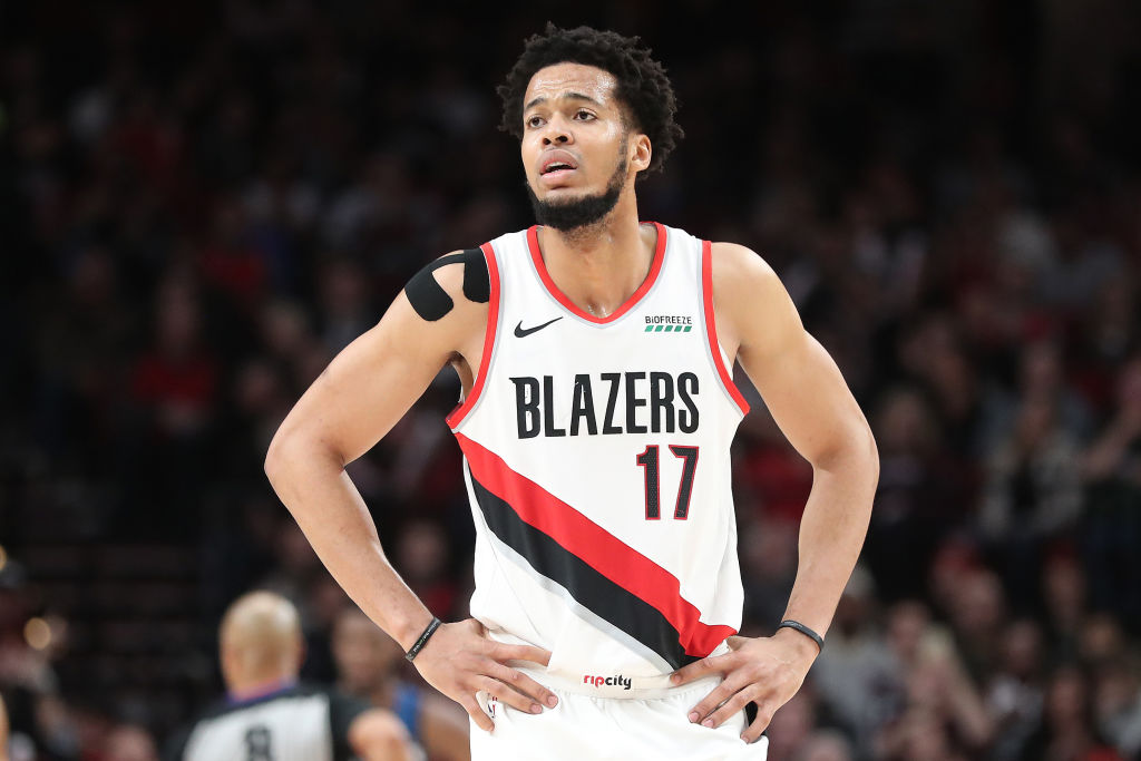 Blazers To Trade Skal Labissiere To Hawks | SLAM