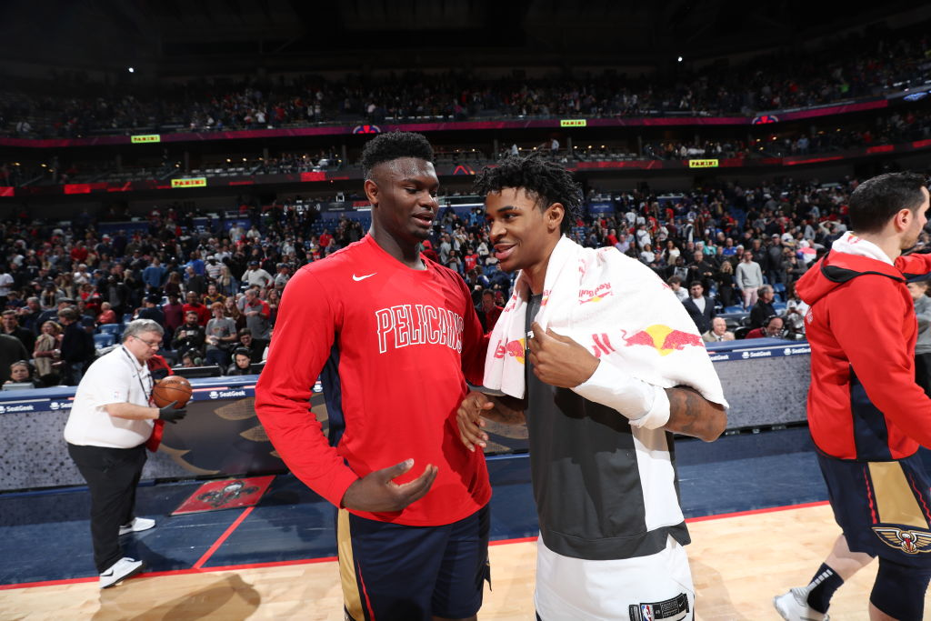 Zion Williamson Not Concerned About Winning Rookie of the Year