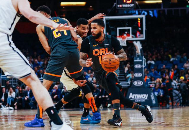 D.J. Augustin or the Orlando Magic