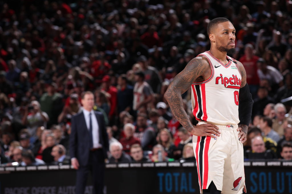 Lillard to miss All-Star Weekend with groin injury