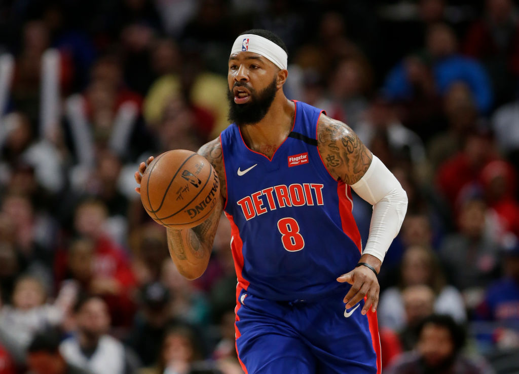 Detroit Pistons reach buyout agreement with Markieff Morris