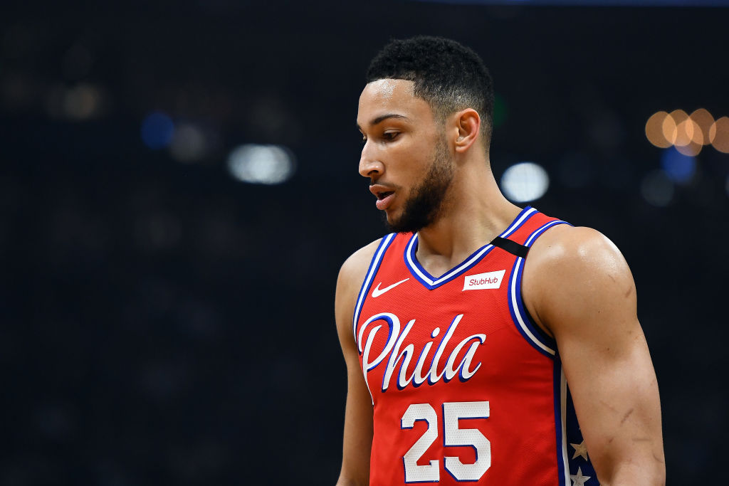 Sixers' Ben Simmons set for further testing Monday on lower back