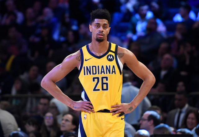 Jeremy Lamb of the Indiana Pacers
