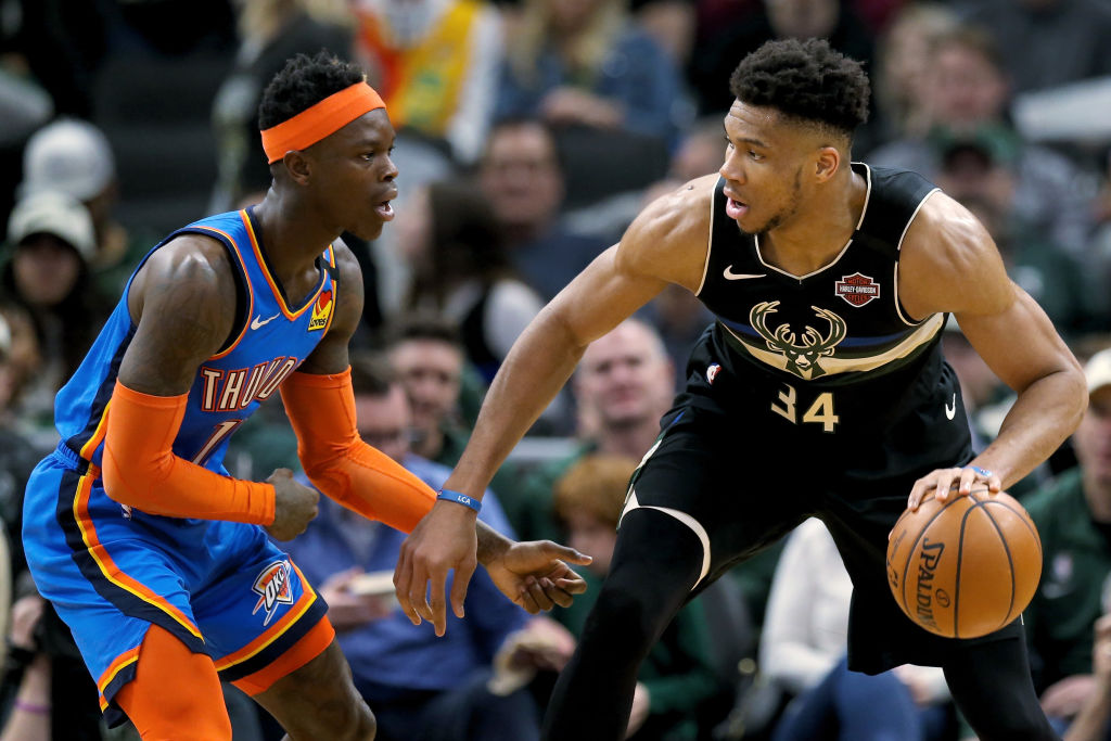 Post Up: Giannis Antetokounmpo Goes Off Against Thunder | SLAM