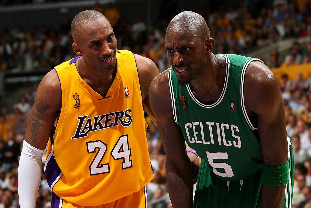 狼王:我絕對能跟Kobe成為好隊友,我可以扮演「羅賓」的角色!-籃球圈