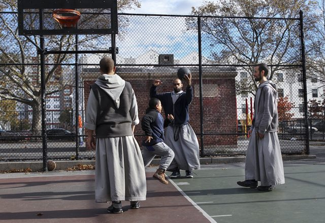 basketball monks
